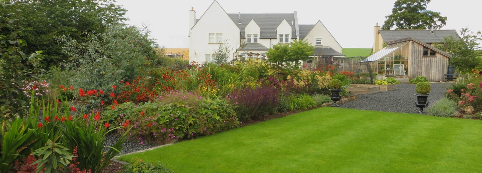 Douglas Dalgleish Garden Design An Arts And Crafts Garden
